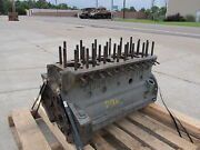 Hercules Dix6 Diesel Engine Bare Block New Old Stock Look At Pictures Vintage