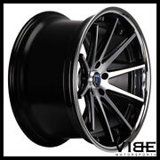 20 Rohana Rc10 Machined Concave Wheels Rims Fits Infiniti G37 G37s Coupe