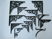 Cast Iron Shelf Bracket Support Book Sink Toilet Cistern Traditional Classic
