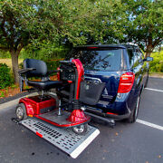 Scooter Universal Auto Lift Fully Automatic Freedom Mobility Hitch Mount Power