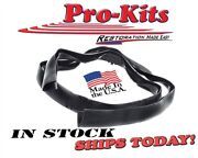 Fits 1971 72 73 74 Road Runner Satellite Charger Hood To Cowl Seal W/clips New