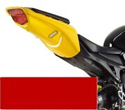 2008-2011 Honda Cbr 1000rr Hotbodies Abs Undertail + Led Signals - Victory Red