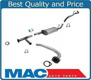 Middle Muffler And Tail Pipe W Gaskets For Nissan Frontier Standard Cab 4.0l 05-14