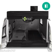 Onedeal Grow Mini Clone Box Tent Fits 2 Trays 2and039 X 2and039 X 1.8and039 Save W/ Bay Hydro