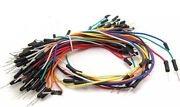 10 Pcs X 65pcs Male To Male Solderless Breadboard Jumper Cable Wires For Arduino