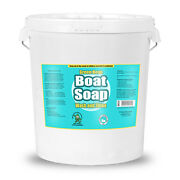 Boat Soap - Water Spot Free Boat Wash And Wax - Boat Soap 5 Gallons