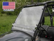Arctic Cat Prowler Hard Windshield - Travels Highway Speed - Commercial Duty