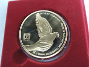 Israel 2006 Our Sons Shall Return State Medal 50mm Bronze
