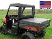 Hard Windshield Roof And Rear Window For Polaris Ranger 570 Mid Size