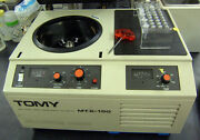 Tomy Mtx-150 High-speed Refrigerated Micro Centrifuge W/rotor