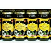 Organic Black Seed With Honey By Essential Palace 16 Oz.