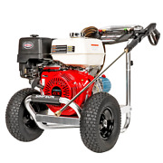 Simpson Professional Alh4240 4200 Psi Gas - Cold Water Aluminum Frame Press...