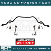Mercedes Sl55 Amg R230 Front Sway Bar And Links Kit For Abc Suspension Conversion