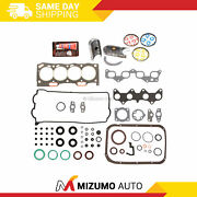 Engine Re-ring Kit Fit 92-95 Toyota Paseo 1.5 5efe