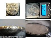 1918 Tallero Large Coin Italian Colony- Africa - Eritrea Km 5 28g 12pictures