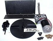 Snowex Spreader Kit Motor Gearbox Poly Spinner Auger Deflector Cover Fasteners