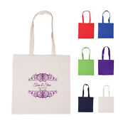 100 Wedding Tote Bags, Bulk Promotional Product, Wedding Party Favor, Bridesmaid