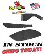Fits 66 67 68 69 70 Roadrunner Coronet Charger Gtx 4 Speed Console Carpet Strips