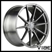20 Vertini Vs Forged Vs01 Brushed Concave Wheels Rims Fits Nissan 370z