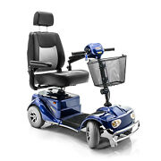 Merits Pioneer 4 Wheel Electric Mobility Scooter + Batteries And Free Accessories