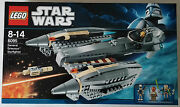 Lego® Star Wars™ 8095 General Grievous' Starfighter Neu And Ovp New Sealed