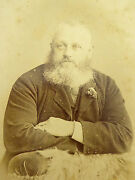 1800s Victorian Cabinet Card Portrait Photograph By Trindall Pembroke Dock Layby