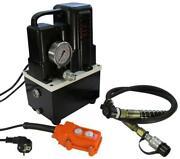 Electric Driven Hydraulic Pump Single-acting Solenoid Valve B-700t
