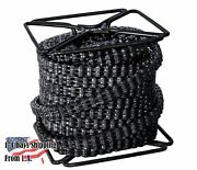 Bl623 Leaf Chain 100 Feet For Forklift Mastshoisting With 10 Connecting Links