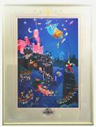Melanie Taylor Kent, Mickey Mouse's 60th Birthday 22 X 32 Framed Special Mat