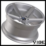 20 Rohana Rc22 Silver Concave Wheels Rims Fits Cadillac Cts V Coupe