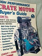 Sa32 Book High Performance Crate Motor Chevy Ford Mopar Imca Factory Engines Gm