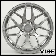 19 Mrr Fs01 Gunmetal Flow Forged Concave Wheels Rims Fits Toyota Camry