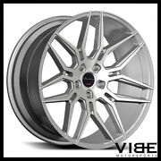 20 Giovanna Bogota Silver Concave Wheels Rims Fits Bmw F12 F13 640 650 Coupe