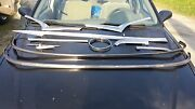 1955 Ford Victoria Stainless Trim Pieces And Driverand039s Side Front Fender Mirror Mou