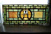 + Fine 120 Year Old Stained Glass Window 7 Of 11 - Chalice Co.