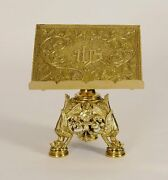 + Ornate Missal Stand + Book Stand For Gospel Book + 197-87