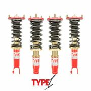 Function And Form Type 1 Coilovers 2012-2015 Honda Civic 2013-2015 Acura Ilx