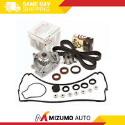 Timing Belt Valve Cover Kit Aisin Water Pump Fit 90-95 Acura 1.8 B18a1 Non-vtec