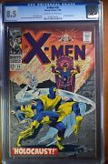 X-men 26 Cgc 8.5 El Tigre App Roth And Ayers Cover Marvel 11/66
