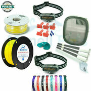 Petsafe Little Dog In Ground Fence 2 Dogs 2000and039 20 Gauge Pig20-11041 Free Strap