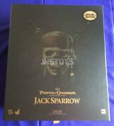 Hot Toys 1/6 Pirates Of The Caribbean Jack Sparrow Special Edition Vip Dx06 Jp