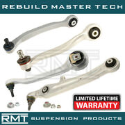 Bentley Continental Front Right Upper And Lower, Forward And Rearward Control Arms