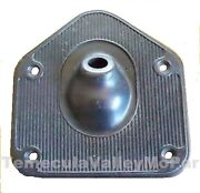 Gear Shift Boot And Floor Plate For 1936 Dodge - Desoto - Chrysler