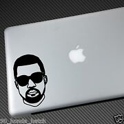Kanye West Vinyl Sticker Decal Shirt Nike Air Bapes Sneakers Shoes Yeezy Apc Cd