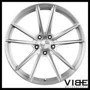 20 Vs Forged Vs04 Brushed Concave Wheels Rims Fits Nissan Altima