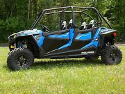 Rzr4 900 Lower Doors By Axiom Side By Side