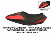 Seat Cover For Ducati Monster 1200 And 821 By Tappezzeriaitalia.it