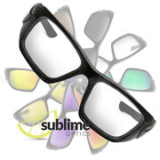 Clear Replacement Lenses For Scalpel Safety 100 Uvprotection Oo9095