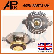 13lbs Radiator Cap For Ford 2000 3000 3600 4000 4600 5000 6610 7000 7610 Tractor