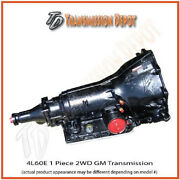 4l60e Gm Transmission Stock Replacement 2wd 1993 - 1997